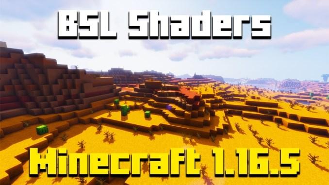 BSL Shaders - 8 Best Minecraft Shaders 1.16.4 | Minecraft Shaders Download