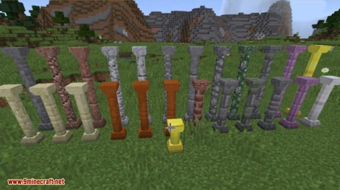 Corail Pillar Mod Screenshots 2