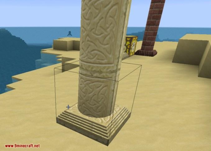 Corail Pillar Mod Screenshots 5