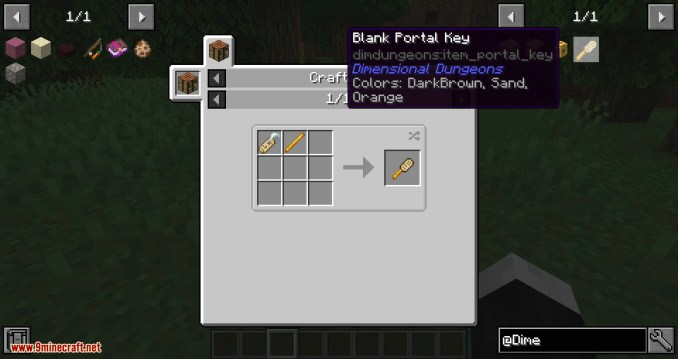 Dimensional Dungeons mod for minecraft 01
