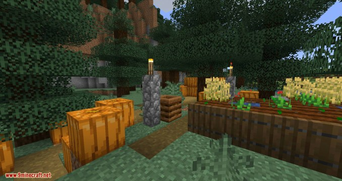 Guard Villagers mod for minecraft 02