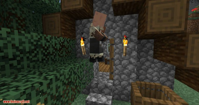 Guard Villagers mod for minecraft 05