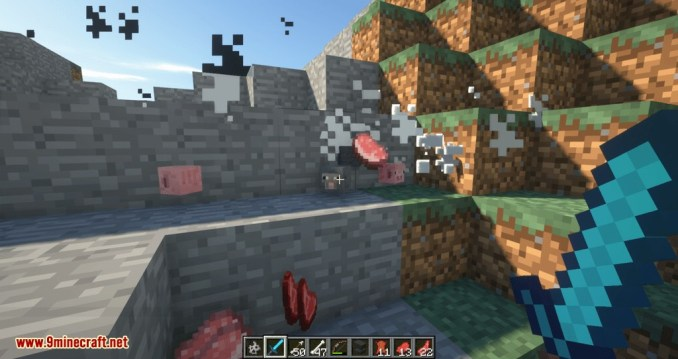 Just Mob Heads mod for minecraft 02
