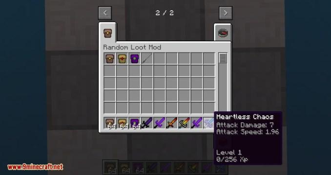 Random Loot Mod Screenshots 4