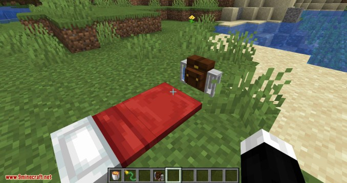 Traveler_s Backpack mod for minecraft 11