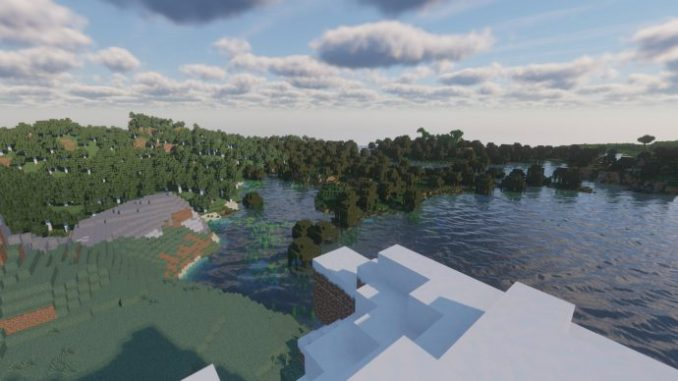 Continuum Shaders 1.16.4 Download | Minecraft Shaders 1.16.4