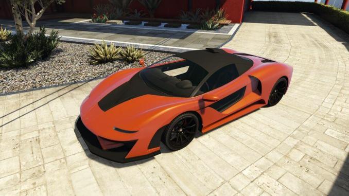 12. Progen Emerus - 20 Fastest Cars in GTA Online & Grand Theft Auto V ( 2021)