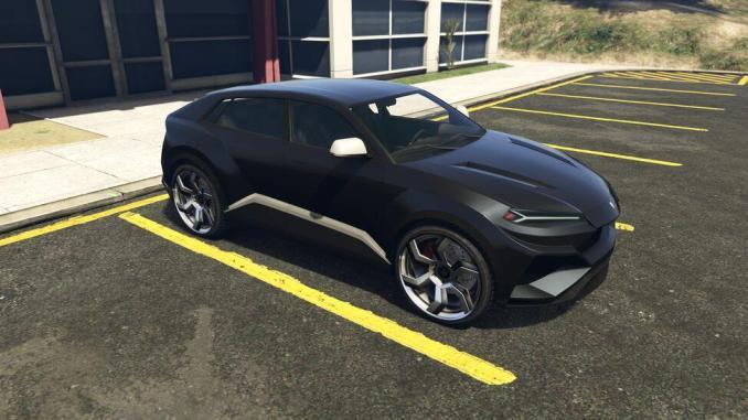9. Pegassi Toros - 20 Fastest Cars in GTA Online & Grand Theft Auto V ( 2021)