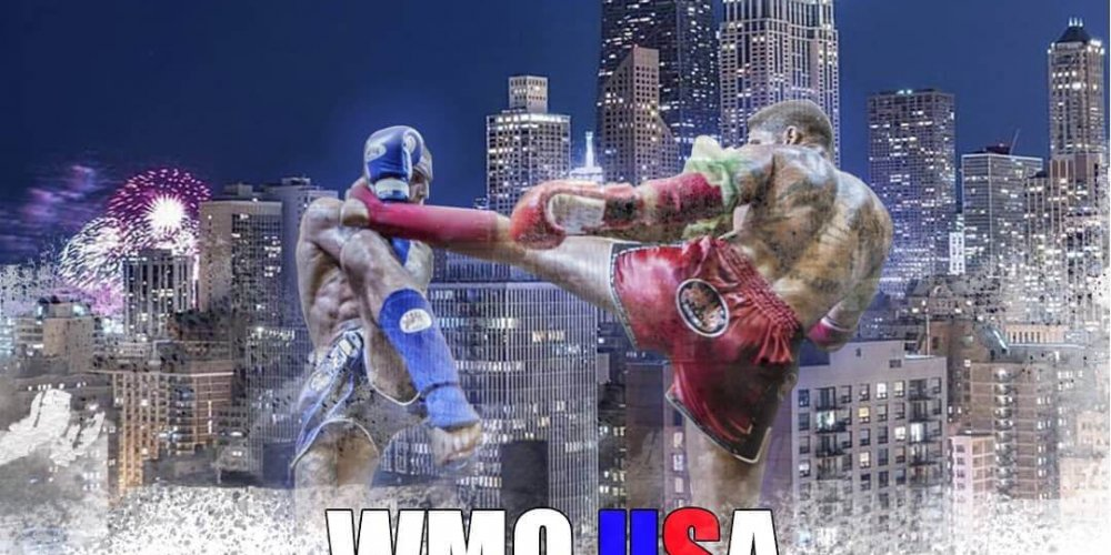 WMO USA Fight Night