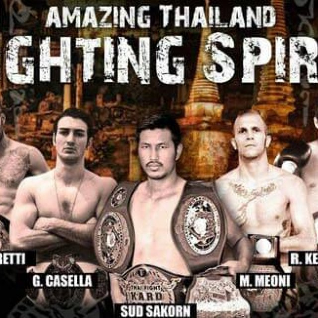 AMAZING THAI AND FIGHTING SPIRIT