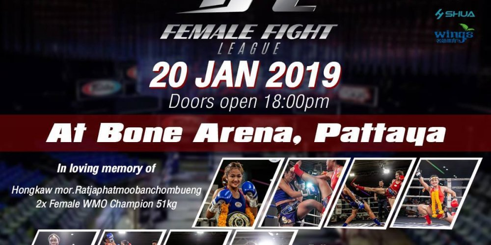 Female Fight League