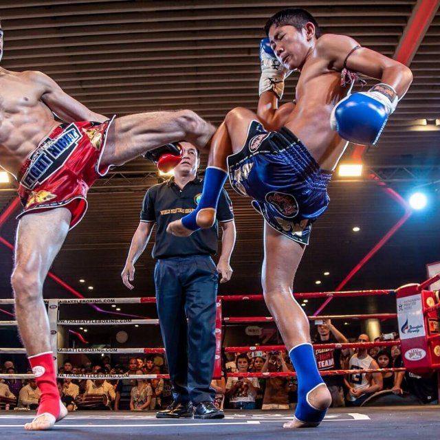 MBK Center Fight Night – 2019