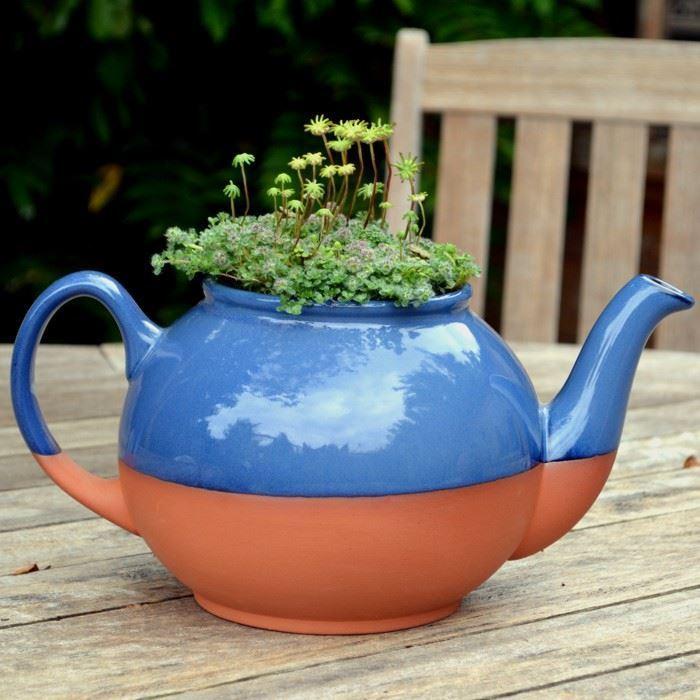 Half Clay Pots