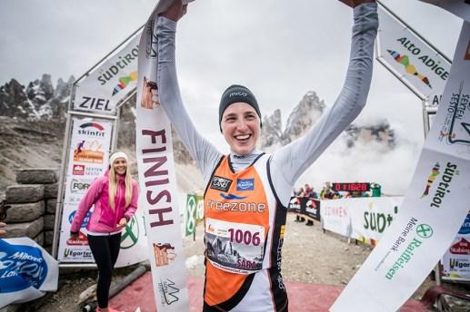 Bottarelli Sara vincitrice 2016 Siegerin small