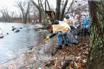 wmscog, world mission society church of god, new york, ny, long island, cleanup, asez, reduce crime, Hempstead lake state park, volunteerism, mother's street