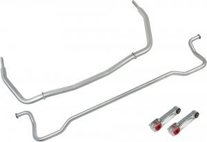 2007-11 GT500 Swaybars and End Links by Western Motorsports