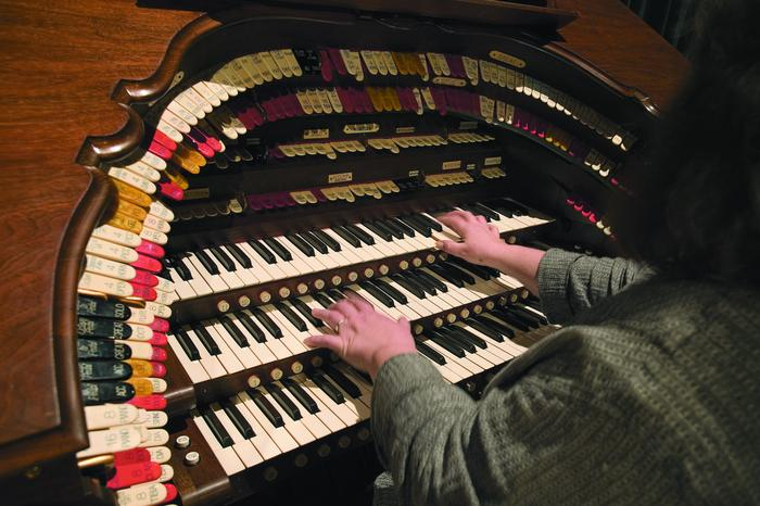 Grand Rapids Public Museum Mighty Wurlitzer Organ Concert