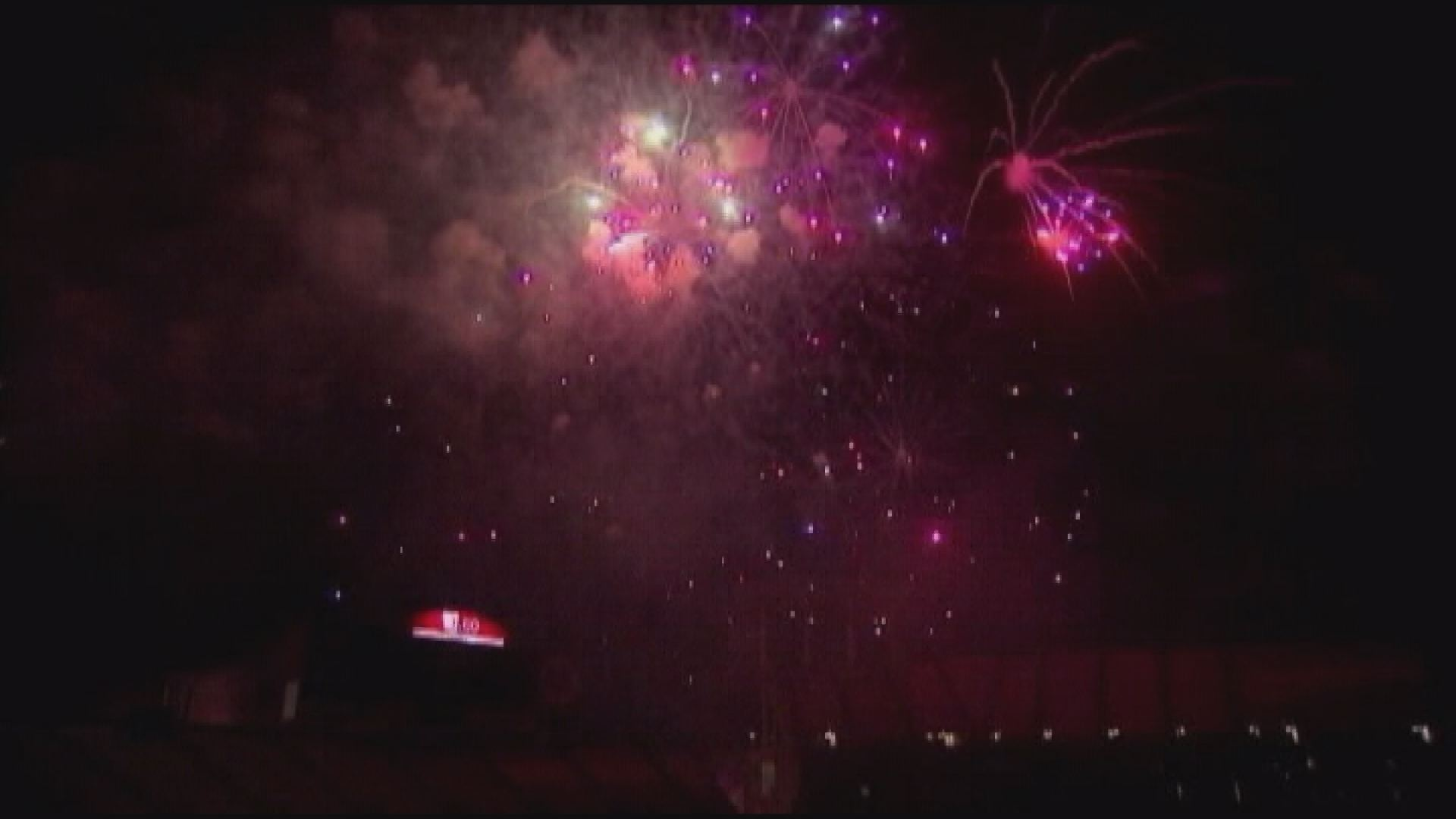 GREENVILLE FIREWORKS PREVIEW_25246