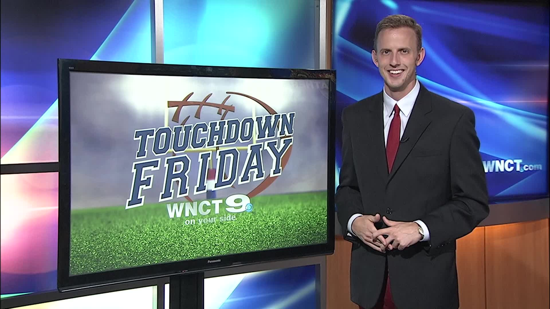 Jacksonville vs New Bern - Week 4