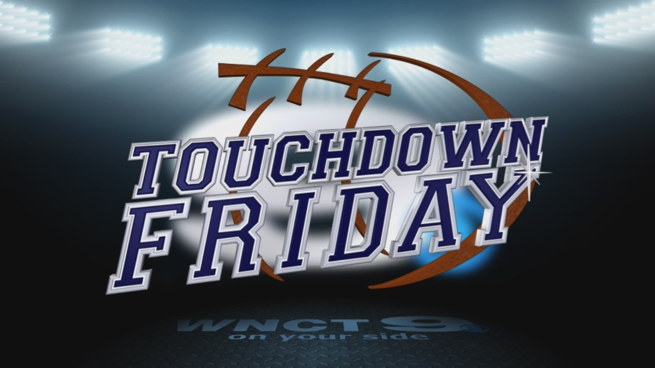 TOUCHDOWN FRIDAY - WEEK 7