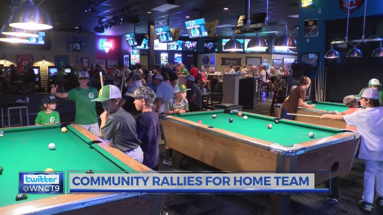Community rallies for home team