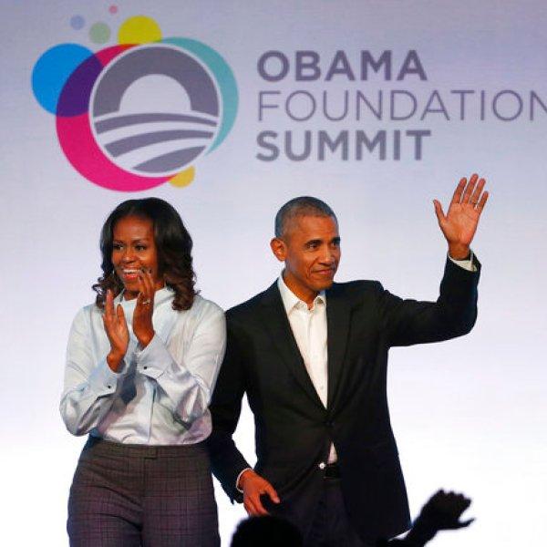 Barack Obama, Michelle Obama_499304