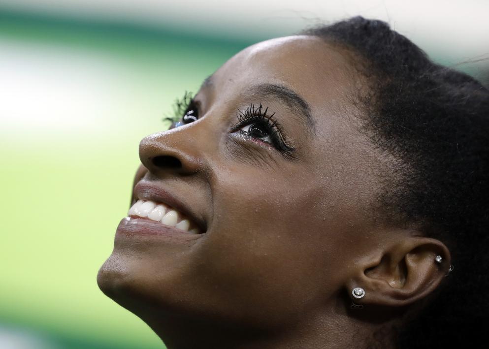APTOPIX Rio Olympics Artistic Gymnastics Women_545685