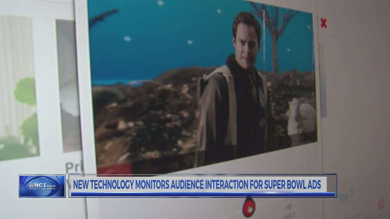 New tech monitors audience interaction for Big Game ads