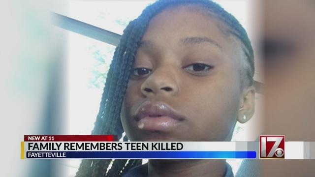 Family of Fayetteville teen girl shot, killed speaks out