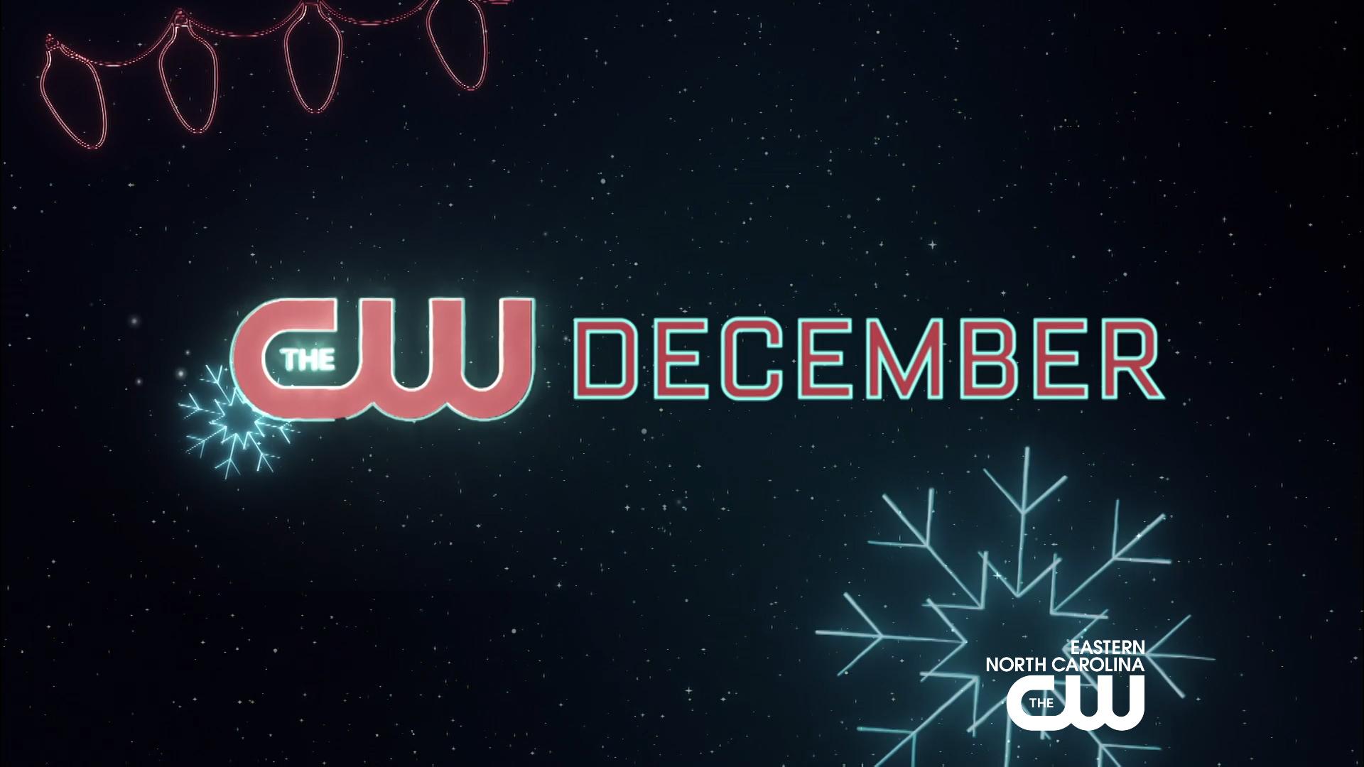 CW December Holiday Specials