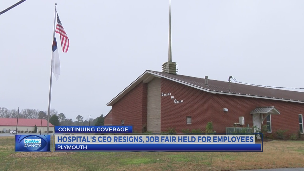 WCH CEO resigns, job fair held for employees