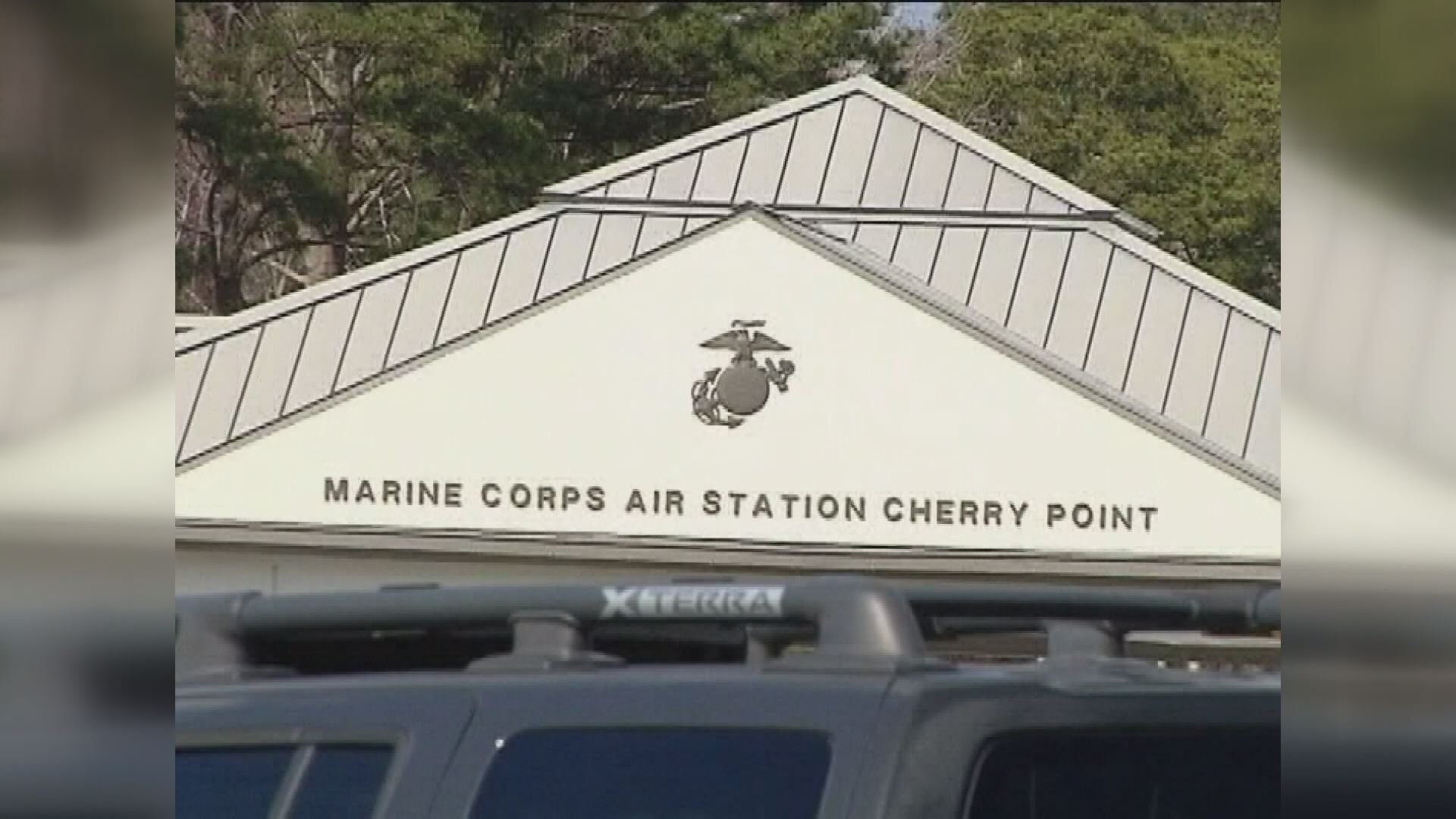 Cherry Point Marine Corps Air Station