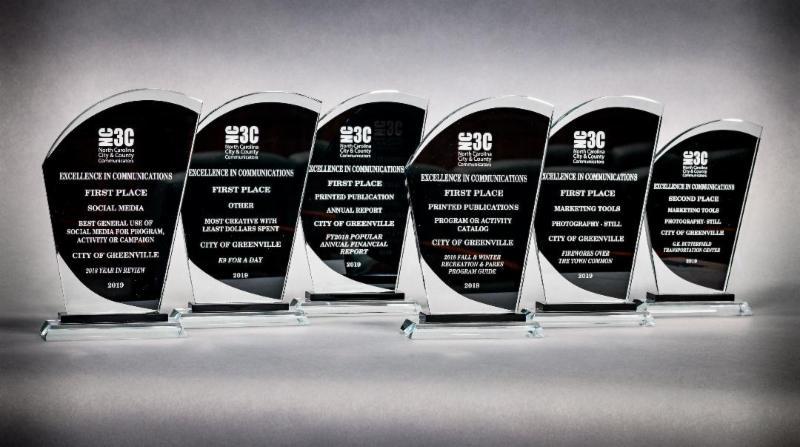 City of Greenville 2019 Communication Awards
