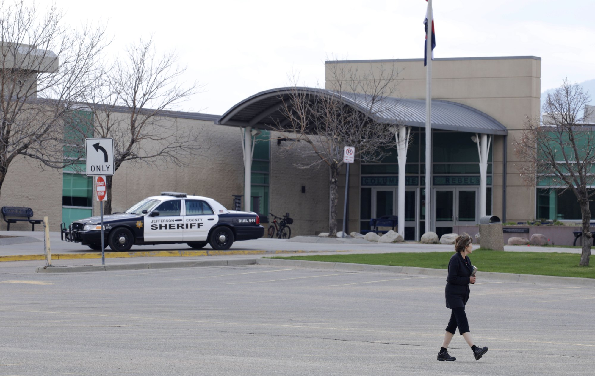 Columbine High Closed April 17, 2019