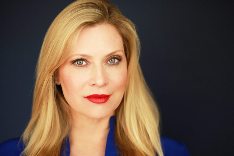 Emily Procter ECU Photo
