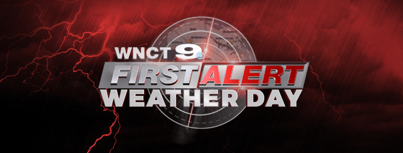 First Alert Weather Graphic