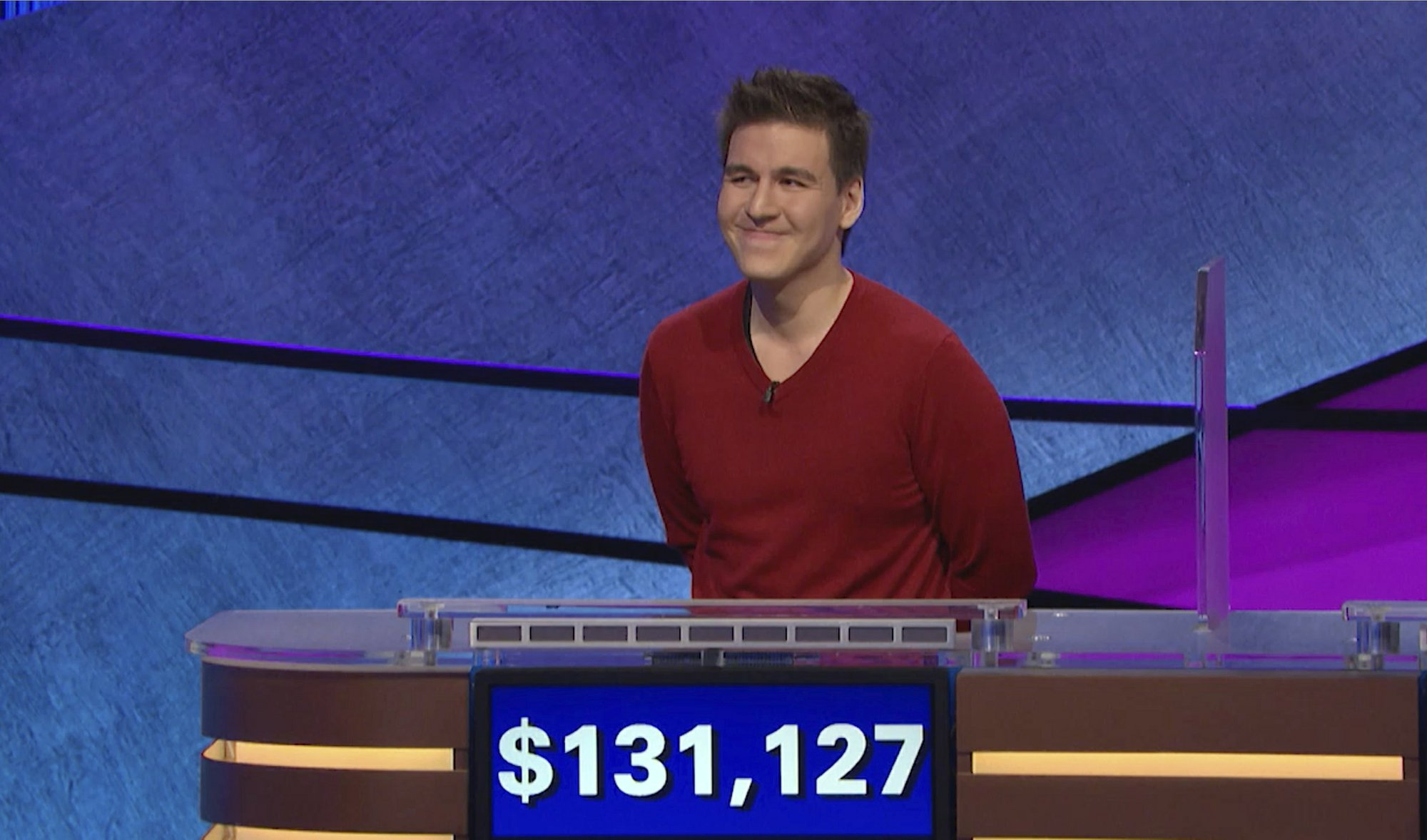 Jeopardy Player Beats His Own Winning Record