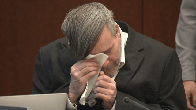 Killer Cries In Raleigh Court