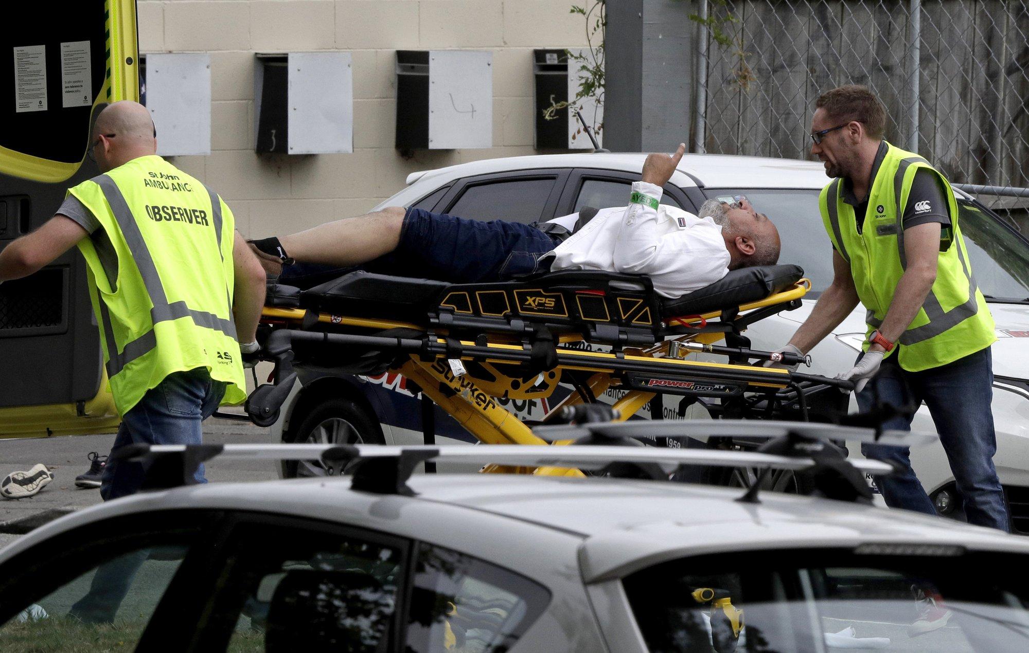 New Zeland Mosque Attack