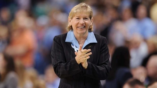 UNC Sylvia Hatchell Resigns