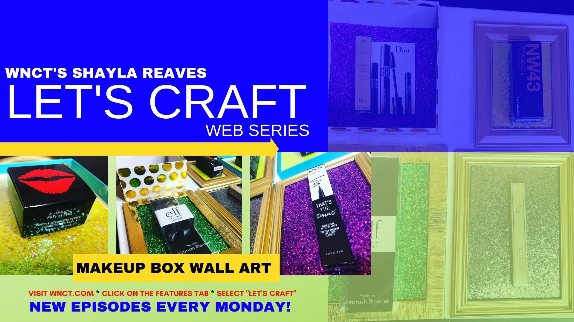 Let's Craft: Using Old Boxes To Make Wall Decorations