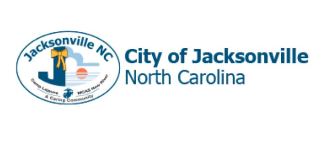 City of Jacksonville NC Logo 2019