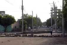 Conflict in Sudan June 2019