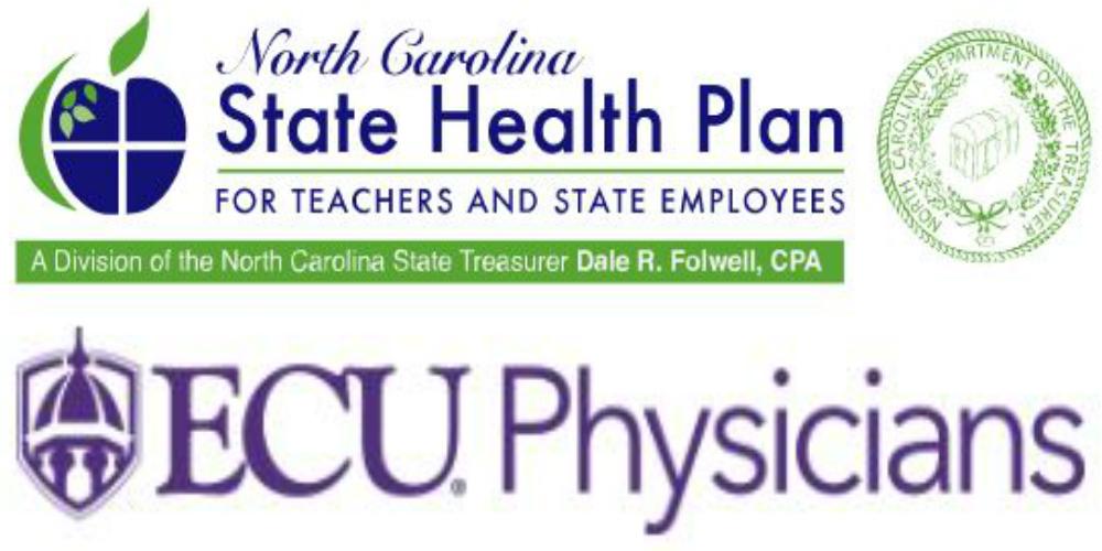 ECU Physicians NC State Health Plan