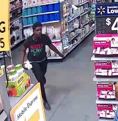 Gville Walmart Phone Theft Suspect 1