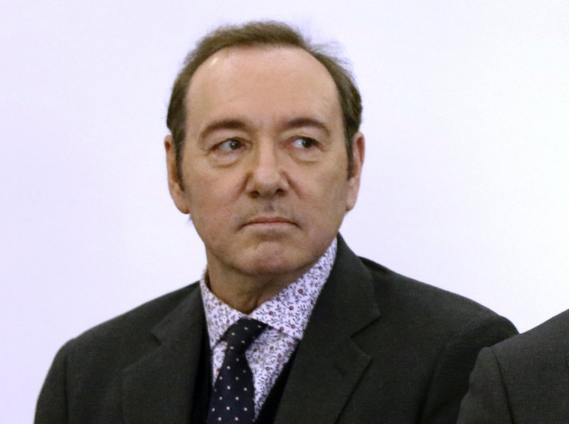 Kevin Spacey 2019