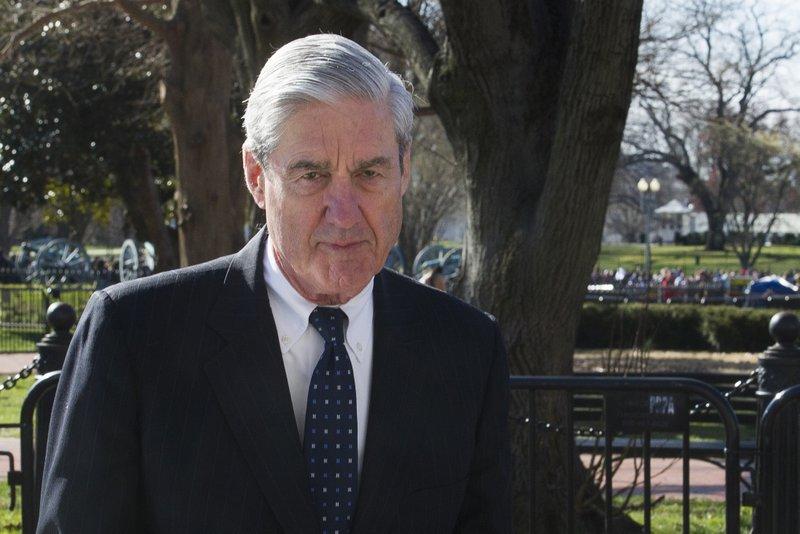 Robert Mueller March 24, 2019