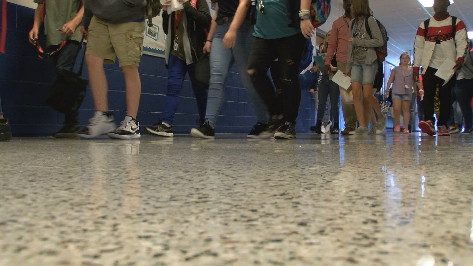 First day of school in Onslow County | WNCT