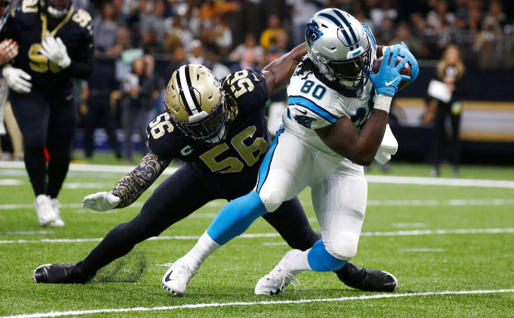 Saints Win On Lutz S Late Field Goal As Panthers Lose 3rd