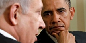 Image result for netanyahu obama